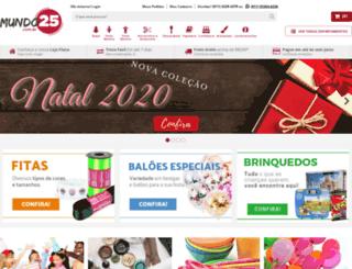 central25.com.br screenshot