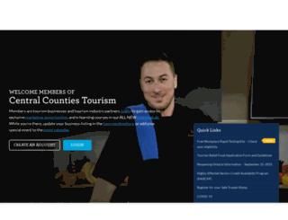 centralcounties.ca screenshot