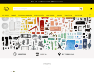 centraldemaquetas.com screenshot