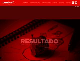 centraldepropaganda.com.br screenshot