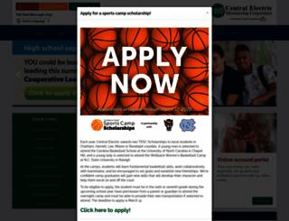 centralelectriconline.com screenshot