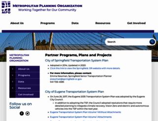 centrallanertsp.org screenshot