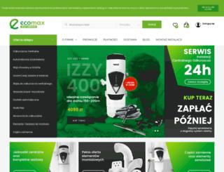 centralneodkurzacze.eu screenshot