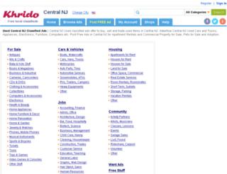 centralnj.khrido.com screenshot