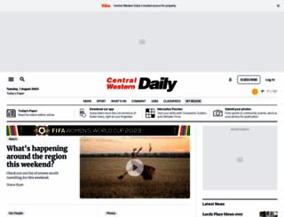 centralwesterndaily.com.au screenshot