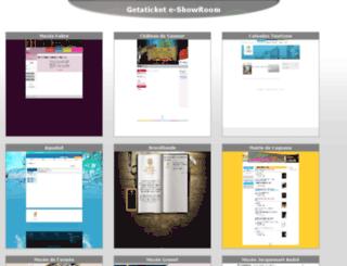 centrepompidou.getaticket.com screenshot