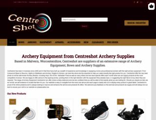 centreshot.co.uk screenshot