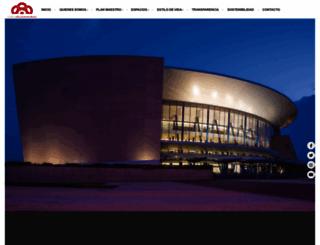 centrocultural.org.mx screenshot