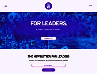 ceo.com screenshot
