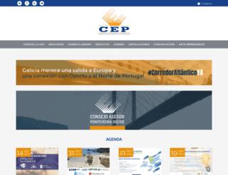 cep.es screenshot
