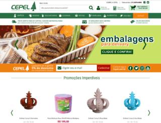 cepel.com.br screenshot
