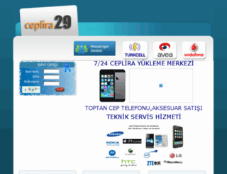 ceplira29.com screenshot