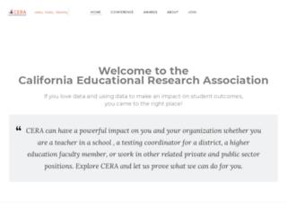 cera-web.org screenshot