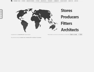 ceramictiles.net screenshot