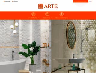 ceramika-arte.pl screenshot