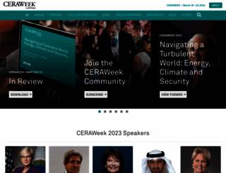 ceraweek.com screenshot
