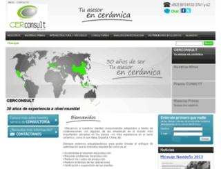 cerconsult.com screenshot