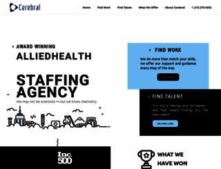 cerebralhealth.com screenshot