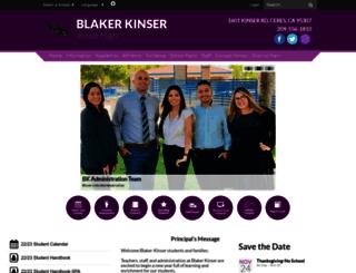 ceresblaker.sharpschool.net screenshot