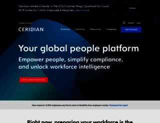 ceridian.ca screenshot