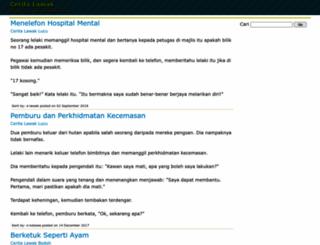 ceritalawak.com screenshot