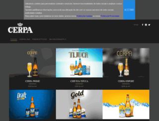 cerpa.com.br screenshot