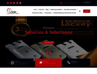 cerrajeriamacarena.com screenshot