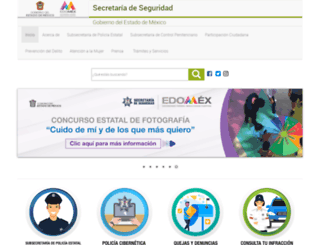 ces.edomex.gob.mx screenshot