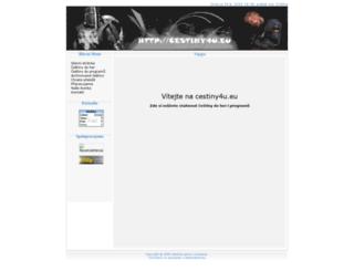 cestiny4u.eu screenshot
