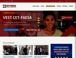 cetfaesa.com.br screenshot