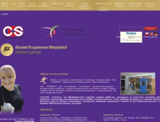 cetniewo.cos.pl screenshot