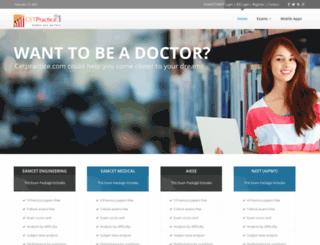 cetpractice.com screenshot