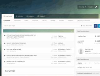 cevreboard.com screenshot