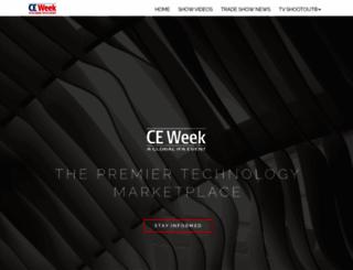 ceweekny.com screenshot