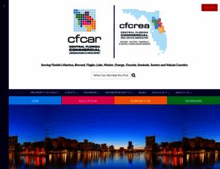 cfcar.net screenshot