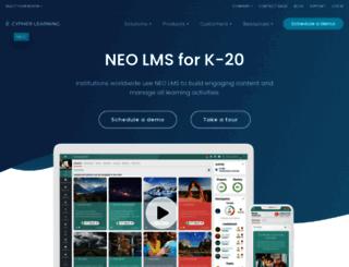 cforks.edu20.org screenshot