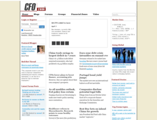 cfozone.com screenshot