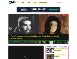 cg.king.mp3.com screenshot
