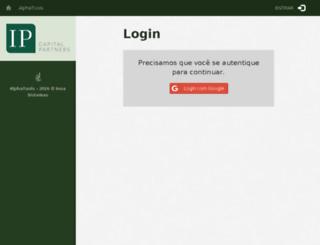 cgc.ip-capitalpartners.com screenshot