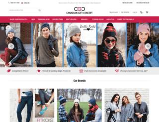 cgconline.ca screenshot