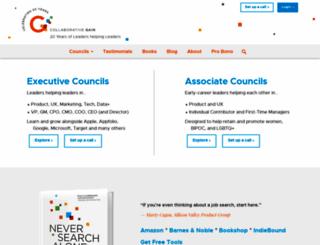 cgcouncils.com screenshot
