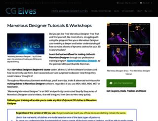 cgelves.com screenshot
