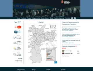 cgesp.org screenshot
