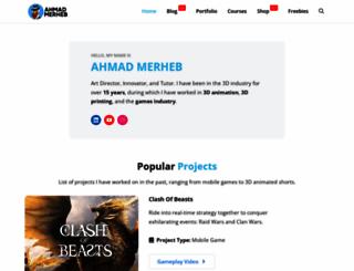 cgfocus.com screenshot