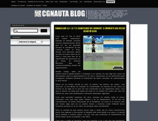 cgnauta.blogspot.com.es screenshot