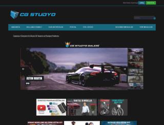 cgstudyo.com screenshot