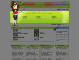 ch.zylom.com screenshot