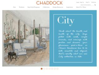 chaddockhome.com screenshot