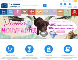 chadog.fr screenshot