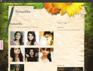 chaitu153.blog.com screenshot